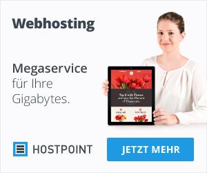 hostpoint Werbung